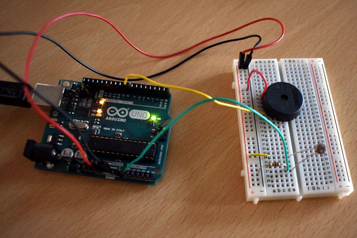 Carte électronique programmable Arduino