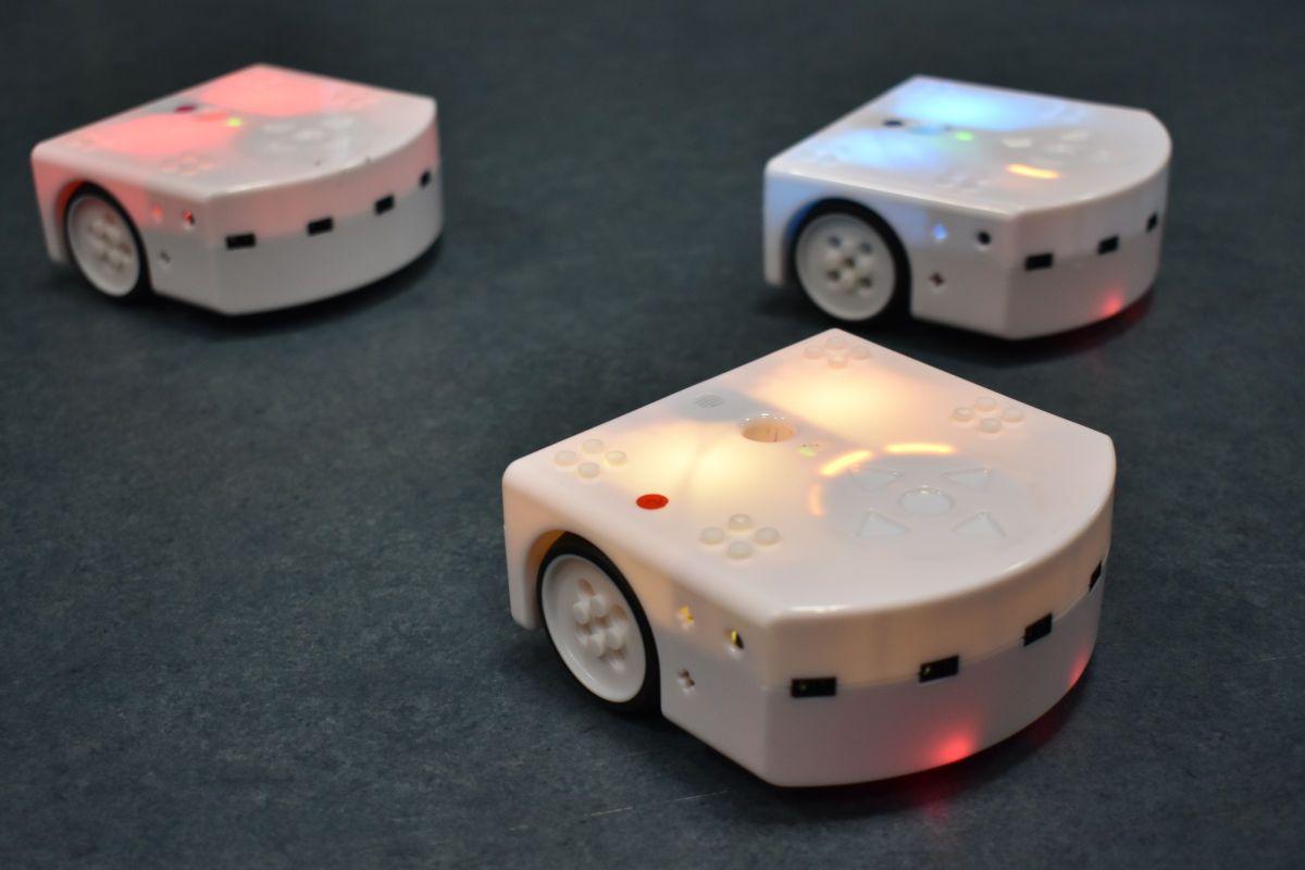 Robots Thymio